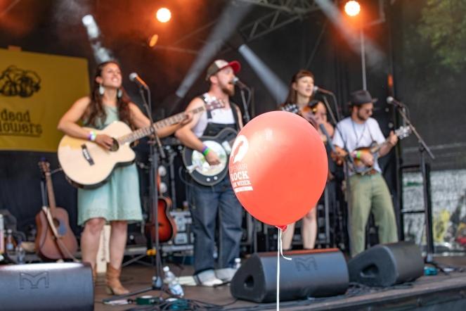 Dead Flowers-Startrampe-rockamweier-2018-Balloon-Band