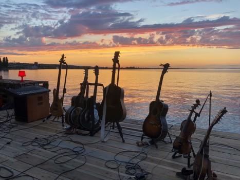 Dead Flowers-Strandfestwochen-2019-Rorschach-Live-Instruments